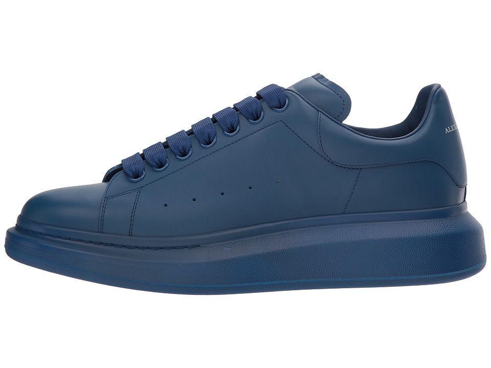 Alexander McQueen Double Sole Sneaker Men's Shoes Sky Blue ...