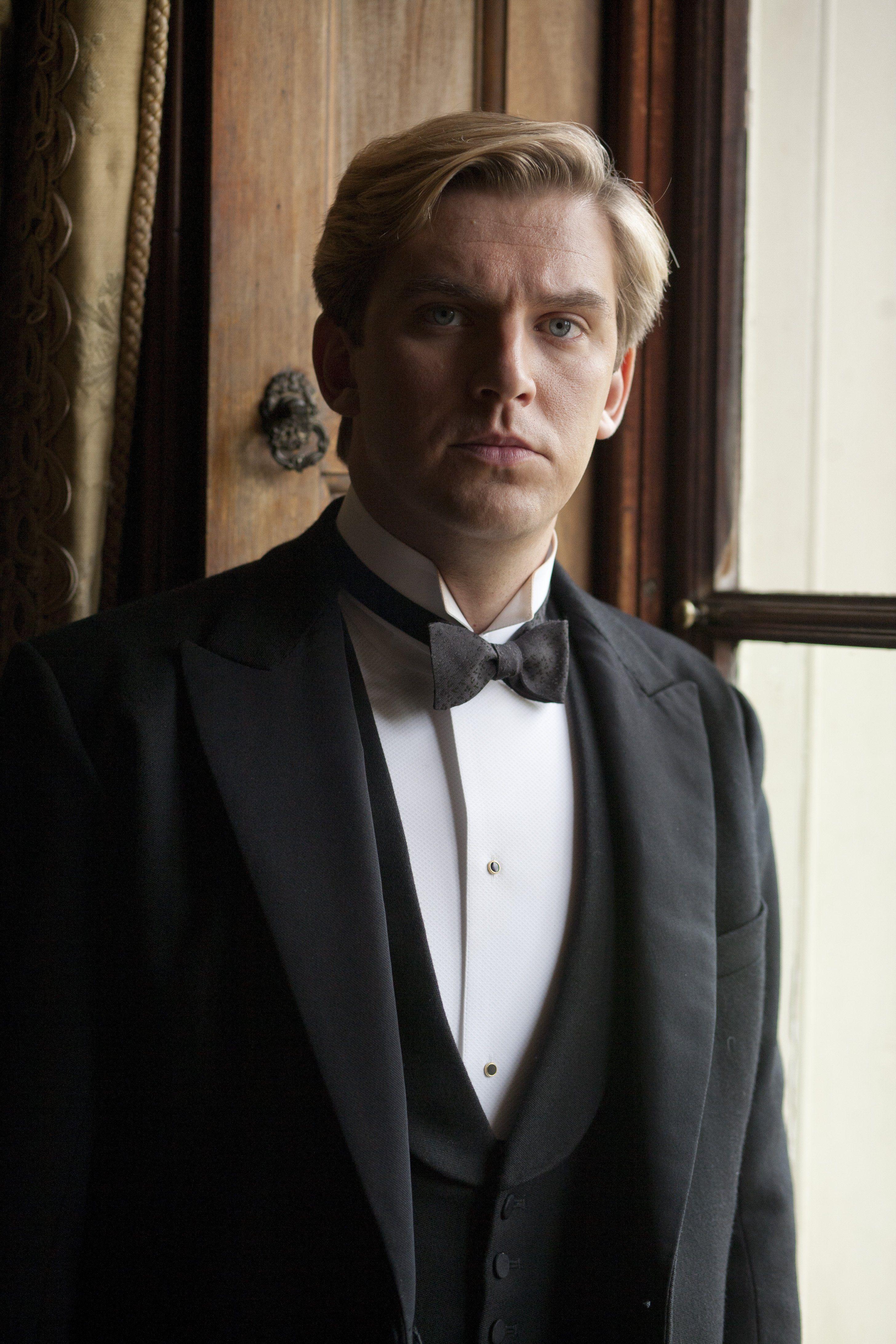 Dan Stevens Downton Abbey