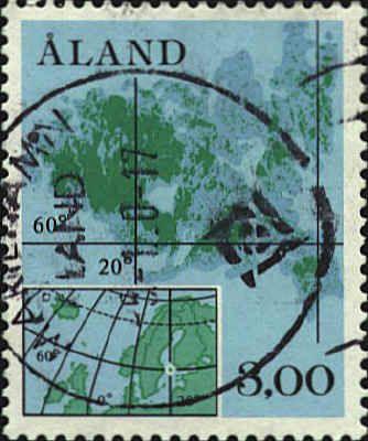Åland 3,00 MK