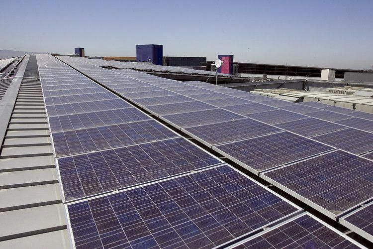 How the falling cost of solar panels can teach us to make
