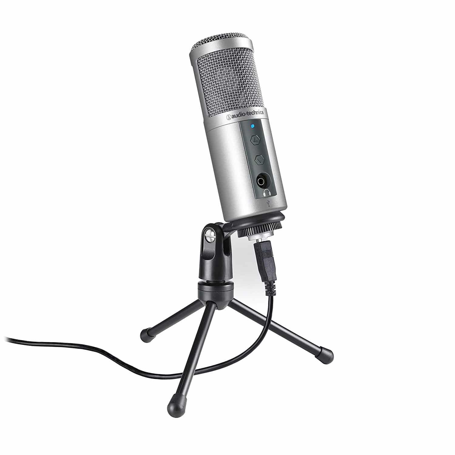 Top 10 Best Usb Microphones In 2021 Topreviewproducts Usb Microphone Microphone Audio Technica