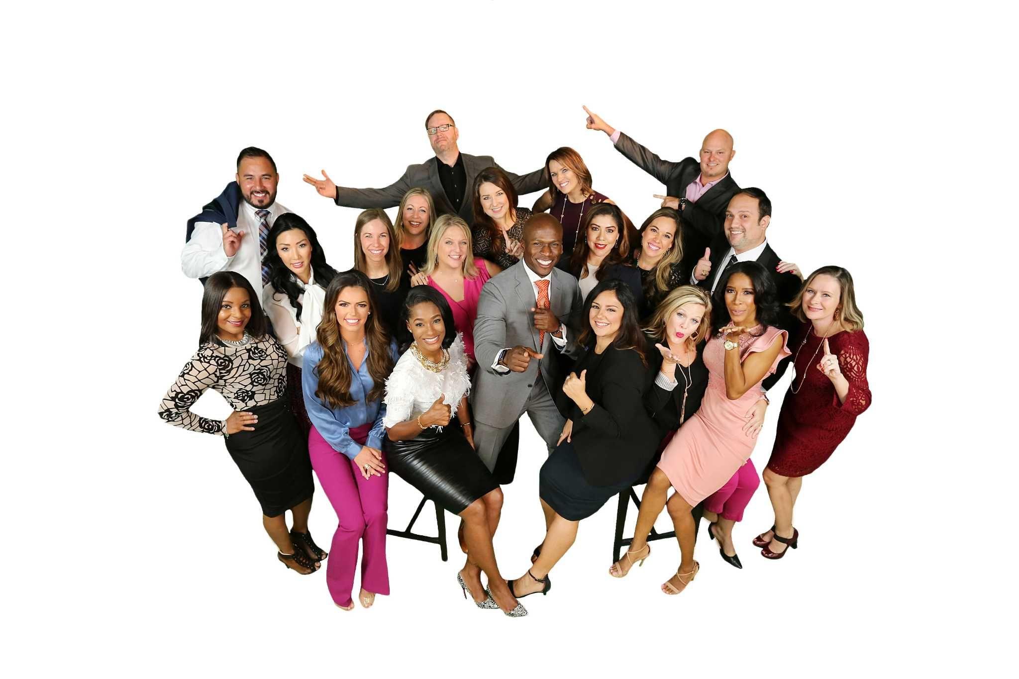 20 Under 40 Rising Stars in Real Estate Awards Stars