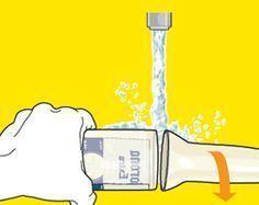 Comment couper une bouteille en verre trucs et astuces pinterest - Comment couper une bouteille de verre ...