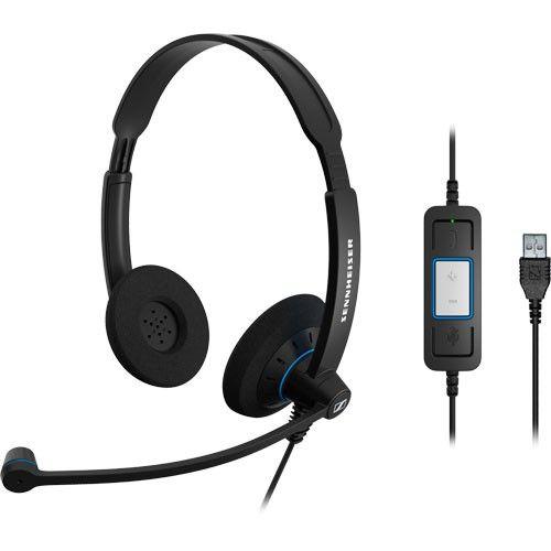 Sennheiser SC60 Binaural USB Headset