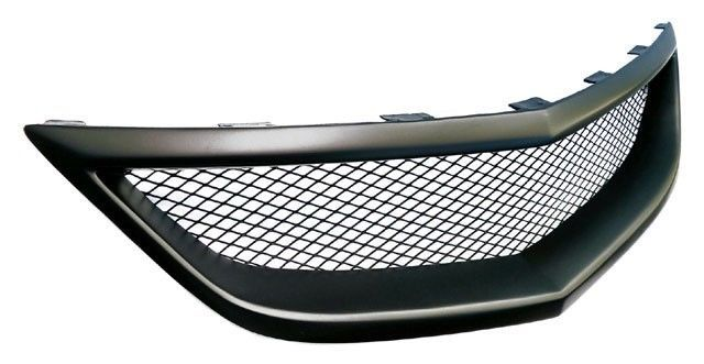 details about front bumper sport mesh grill grille fits