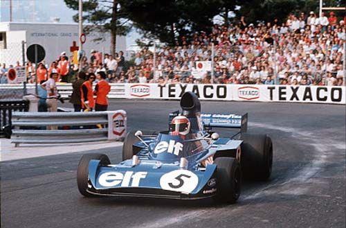 Totalposter.com - Number 7 Jackie Stewart
