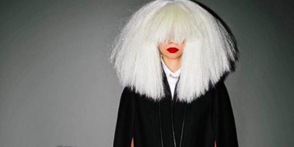 Sia Leaked This Nude Pic Of Herself On Twitter So A Creep Couldnt Make Money Off Her Body