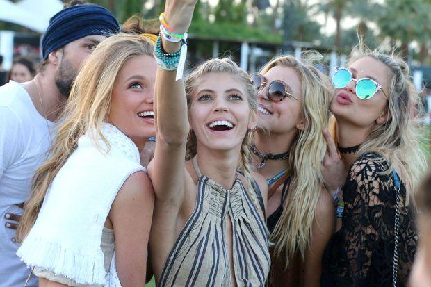 Peinados de Coachella 2016