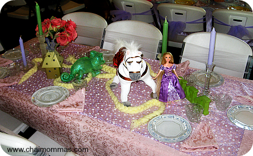 Princess Table Setting | Planning Events | Pinterest | Birthdays