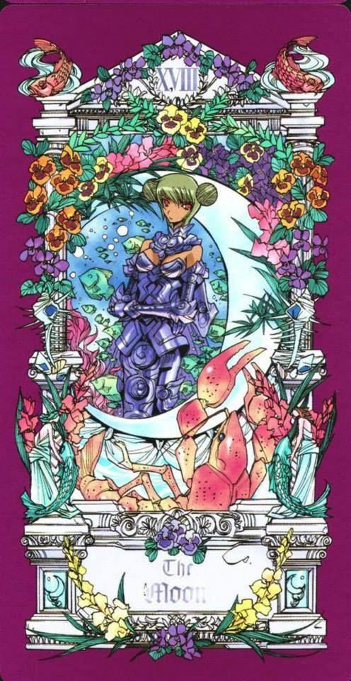 Tarot de la Luz de la Luna