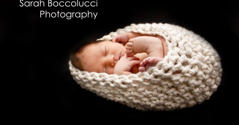 Simple Baby Cocoon - Photo Prop     Please do not use my images to sell product in your shop. The images in your shop should reflect your o...