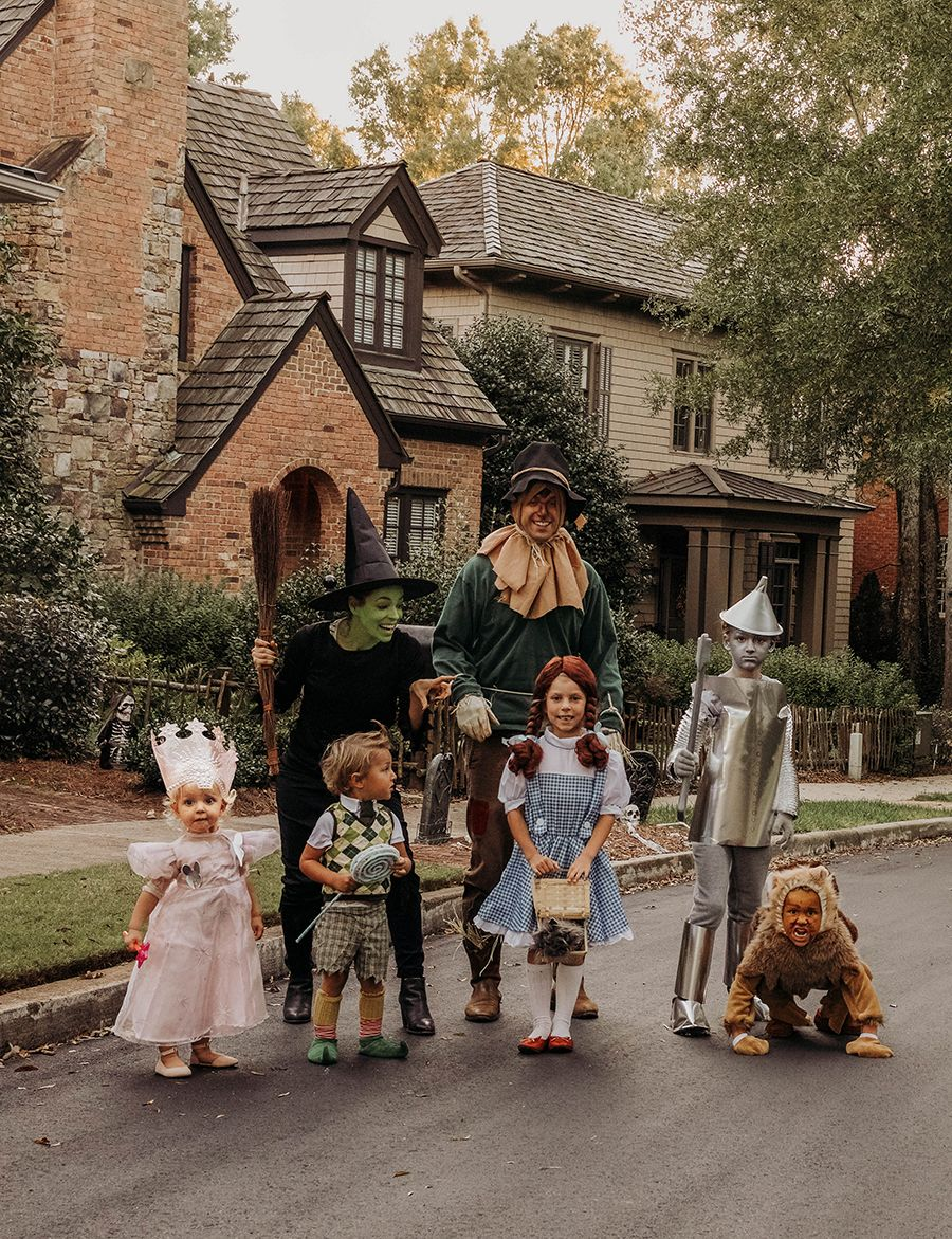 Happy Halloween! We're off to see the wizard... | In Honor Of Design