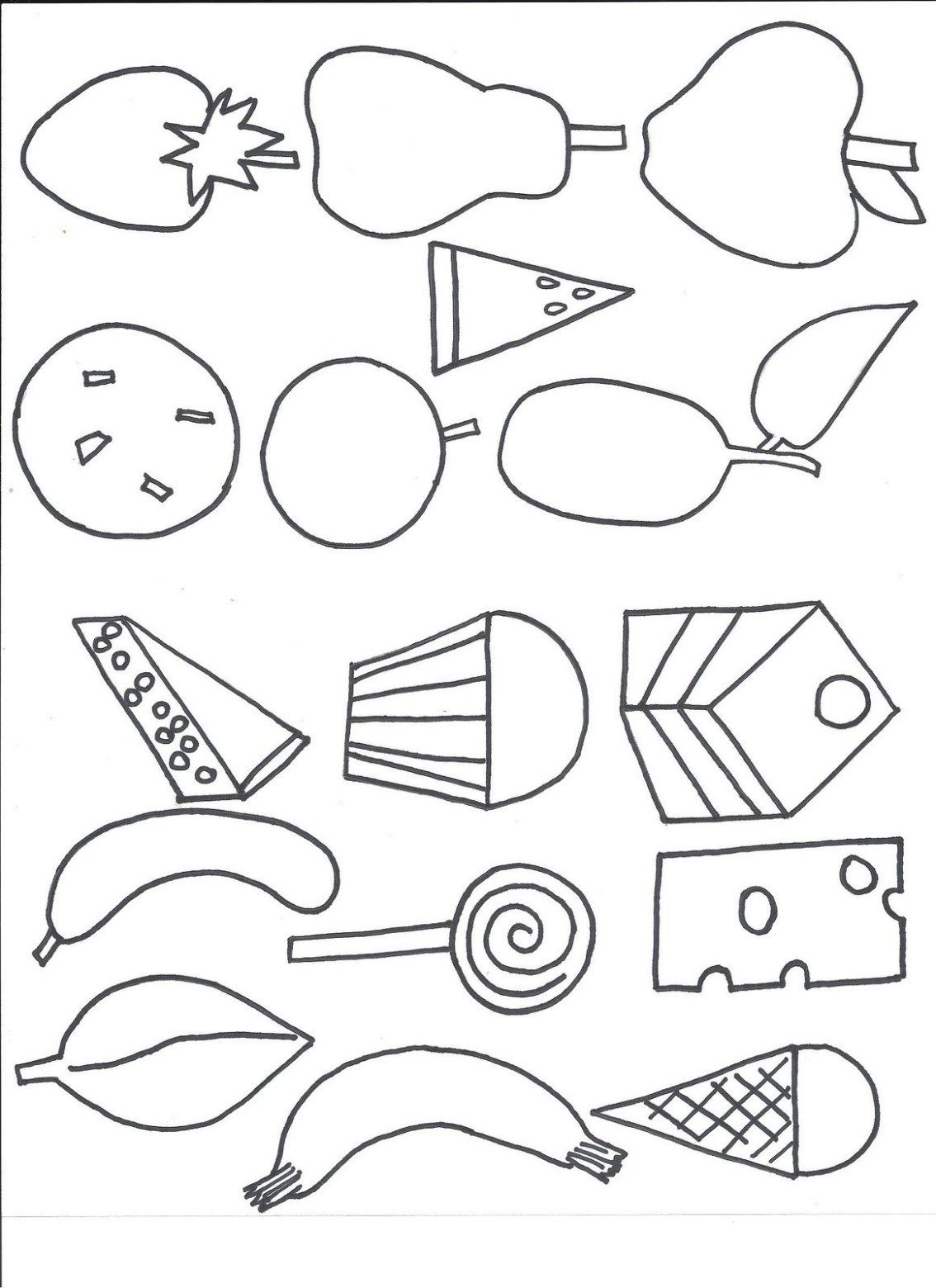 25 Awesome Picture Of Hungry Caterpillar Coloring Pages Entitlementtrap Com Very Hungry Caterpillar Coloring Pages Hungry Caterpillar Craft Hungry Caterpillar Coloring Pages