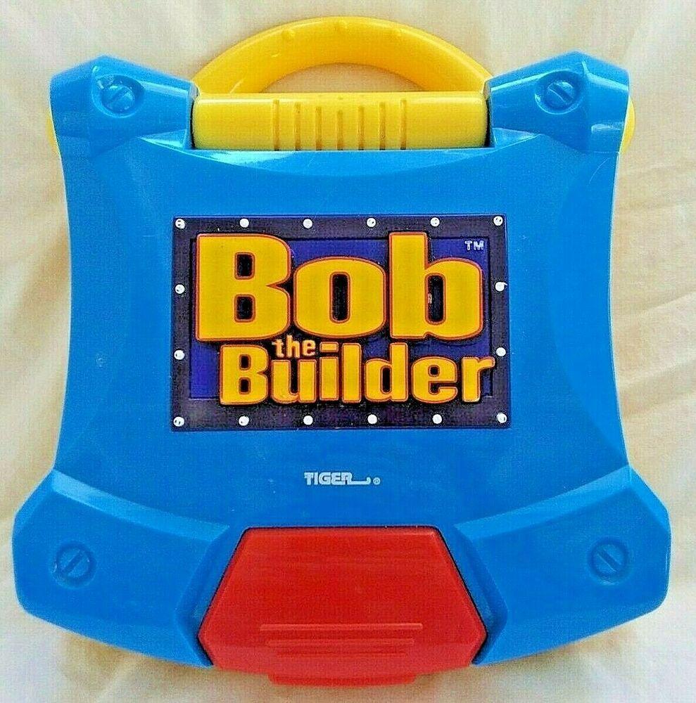 Bob the Builder Laptop Computer Fun with Bob Tiger