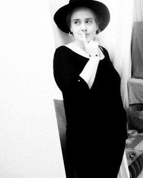 """""""New York / Madison Square Garden / Sept 25"""" - Adele on Instagram"""