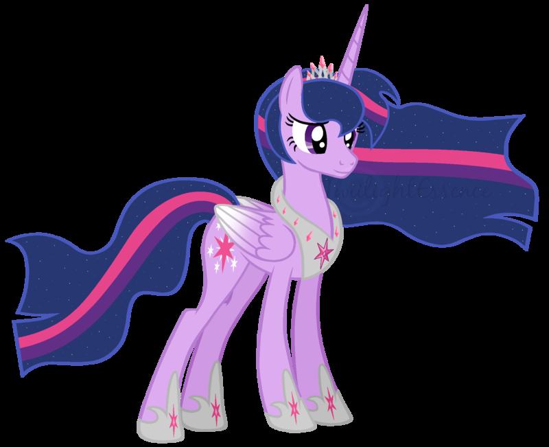 Twilight Sparkle the Princess of Friendship [V2] by TwiilightEssence.deviantart.com on @deviantART
