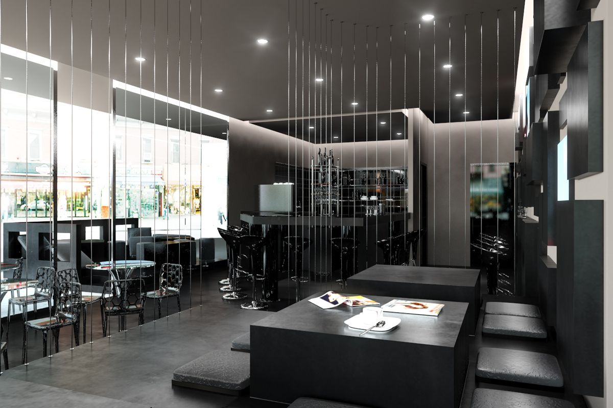 De Ponte Studio Architect » CAFFETTERIA SUAVIS