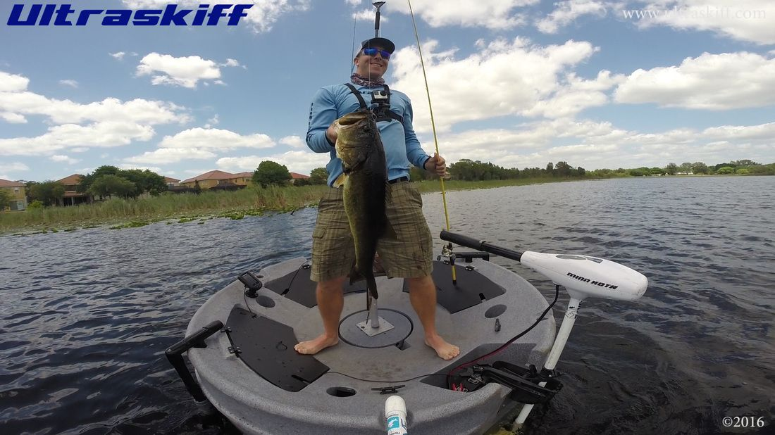 Ultraskiff | Round boat, Water crafts, Kayak fishing