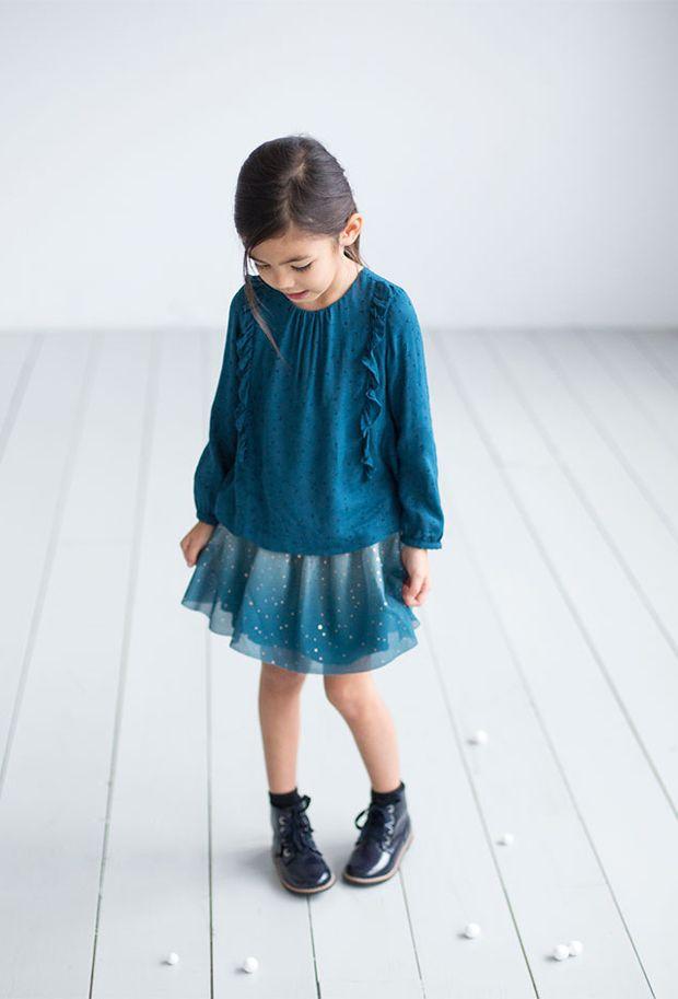 Nueva colección para Navidad de Zara Kids CharHadas