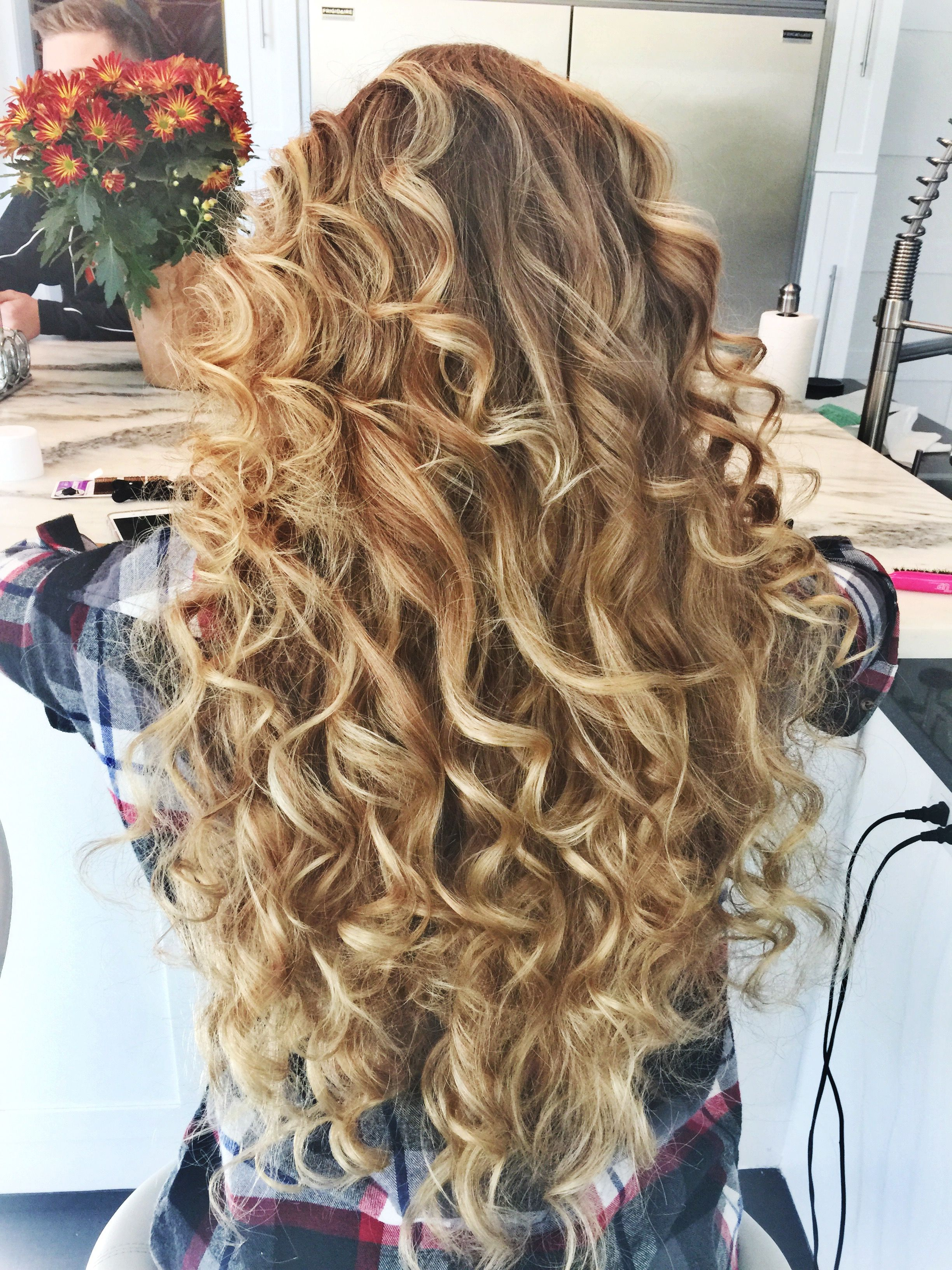 curly long hair pageant hair | ✘ hair & beauty | long hair