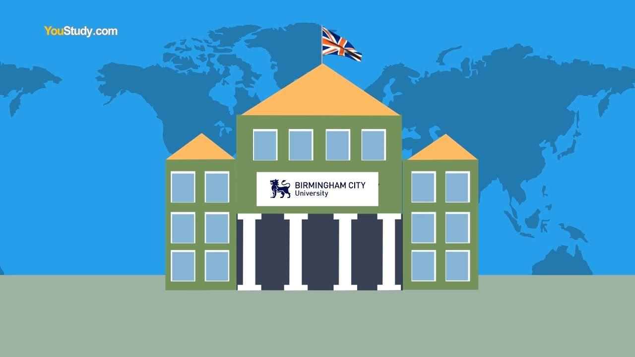 موشن جرافيك جامعة برمنغهام سيتي Birmingham City University Birmingham City University Birmingham City Birmingham