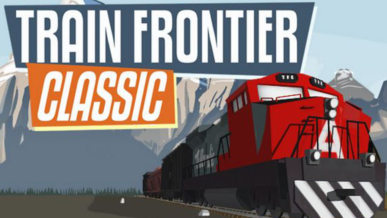 Train Frontier Classic Full PC Game Gaming pc, Train, Games