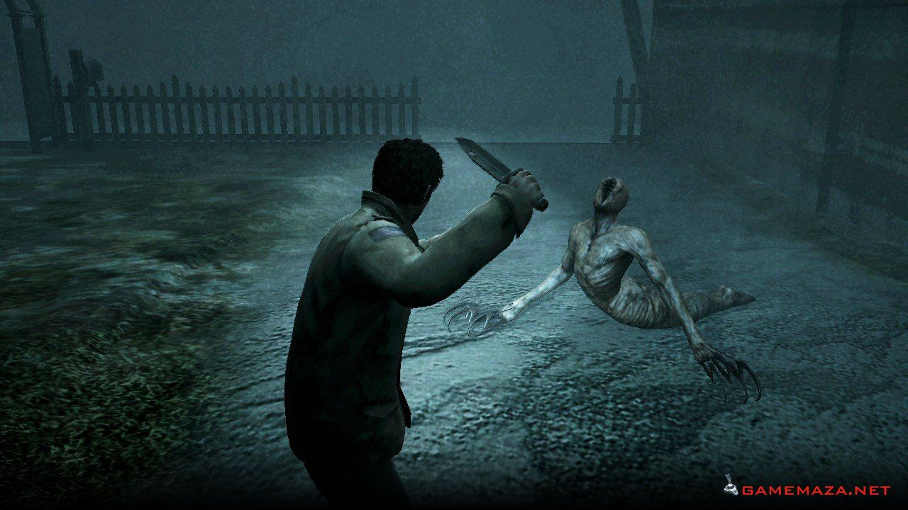 Silent Hill 2 Gameplay Screenshot 2 Games to Download