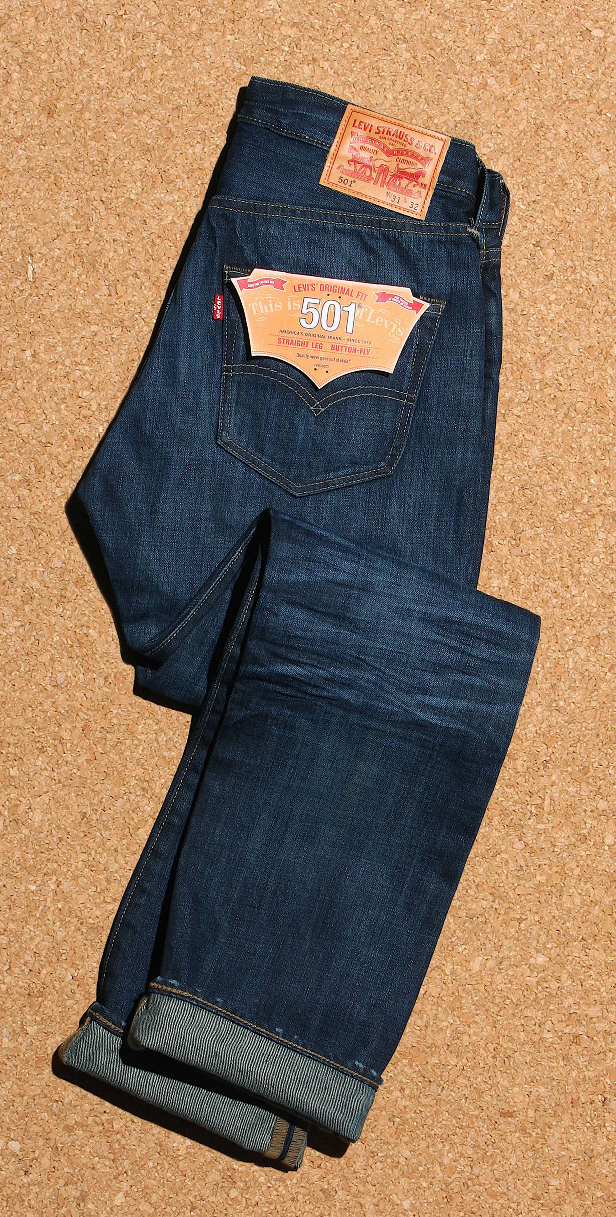 501 Levis Denim Jeans Men Mens Clothing Styles Levi