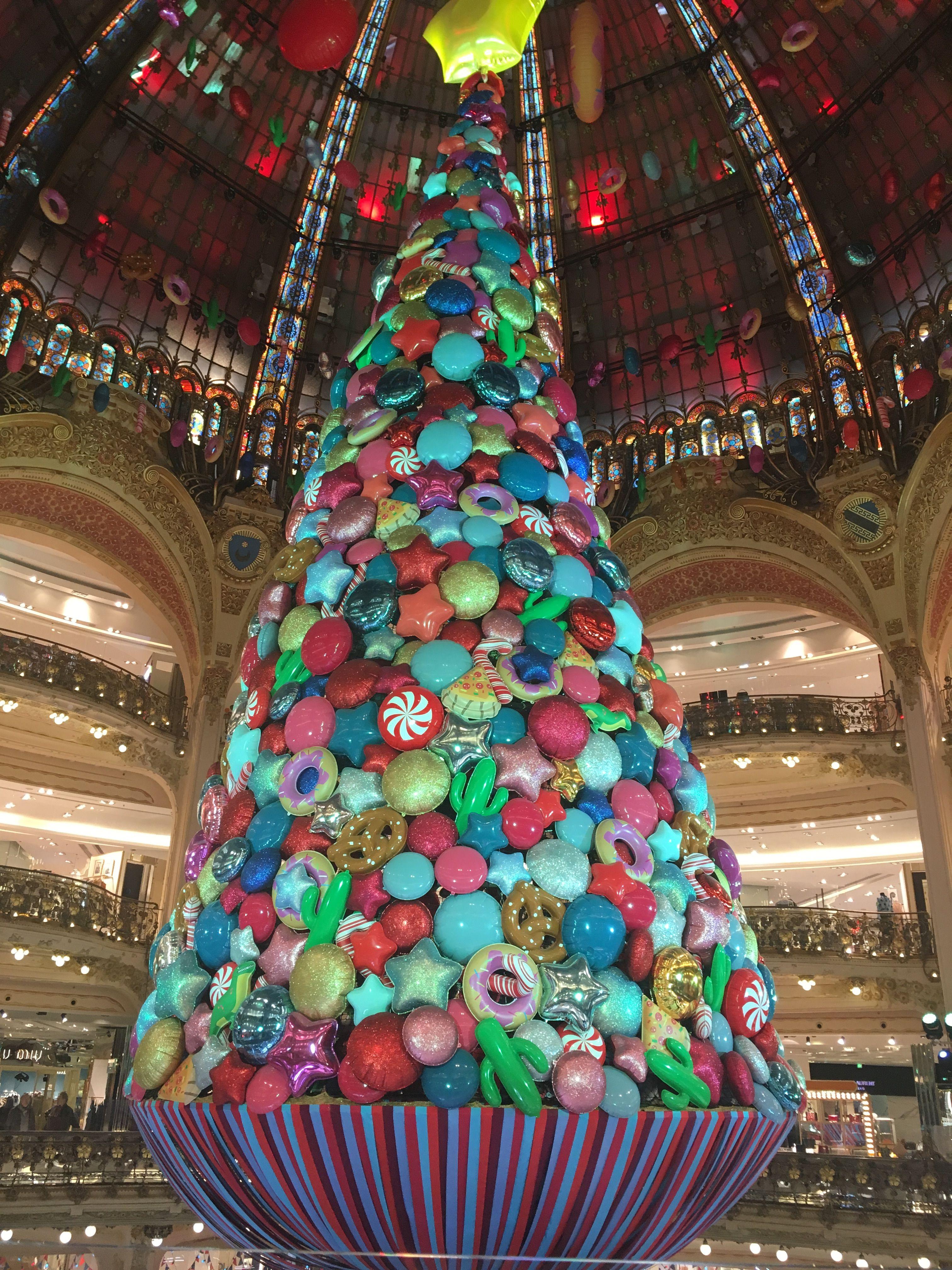 Noël aux Galeries