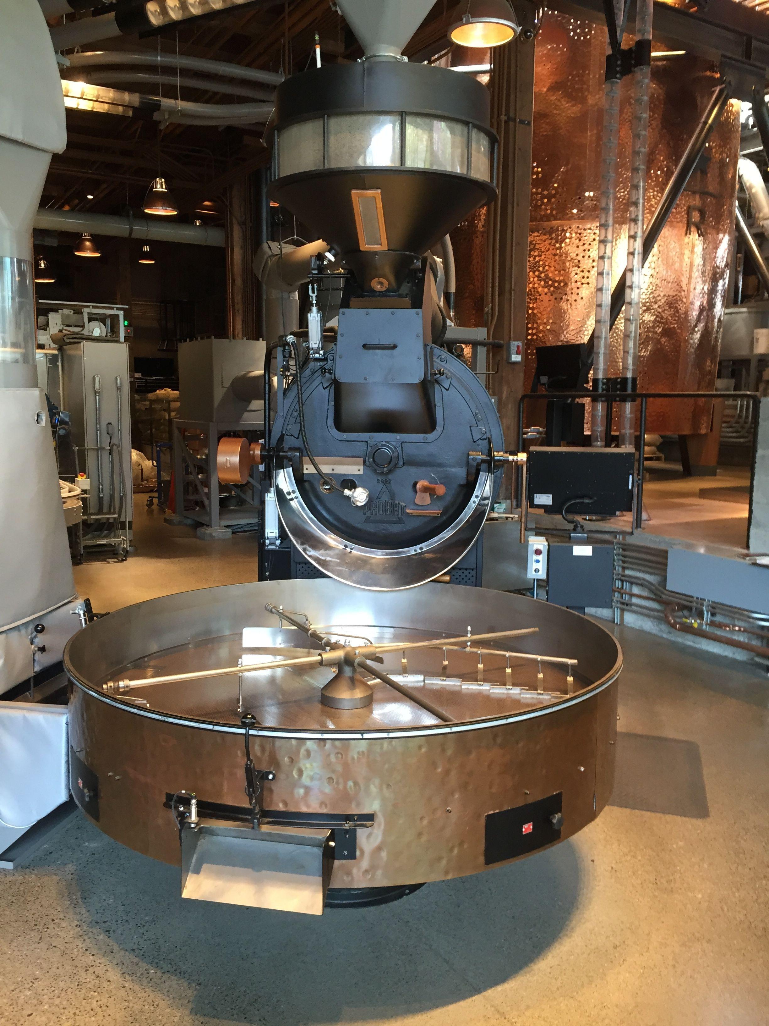 Pin by Patrick Seeney on Starbucks Roastery Espresso