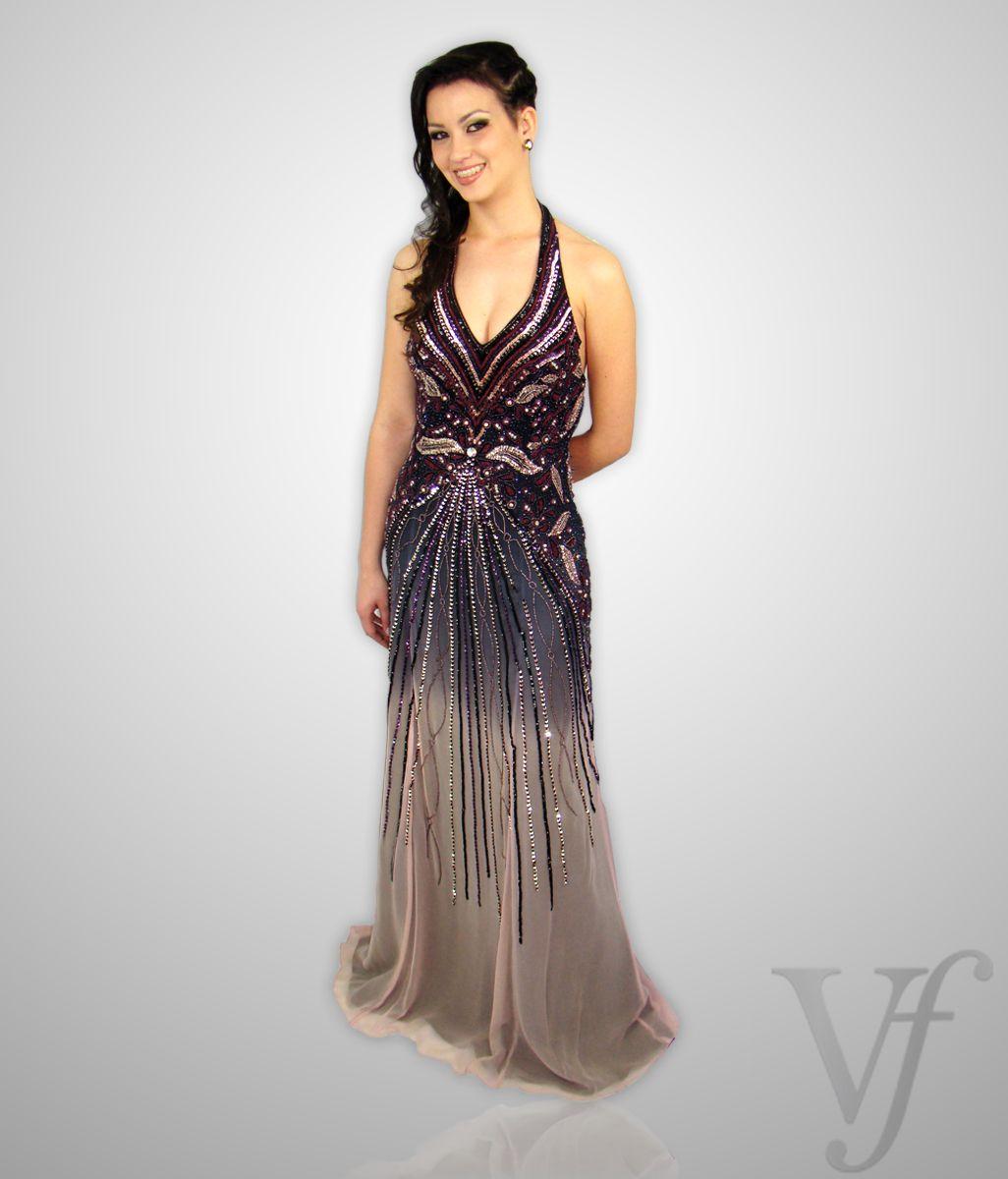Vestido longo bordado comprar online