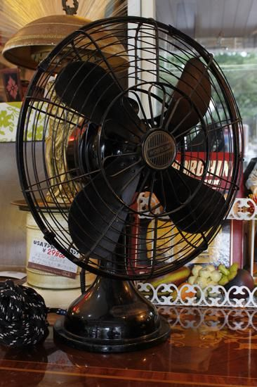 ヴィンテージ扇風機 扇風機 ヴィンテージ インテリア 収納