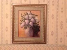Lilac Beauty Silver Framed Art Prints NewVintage Home Interiors