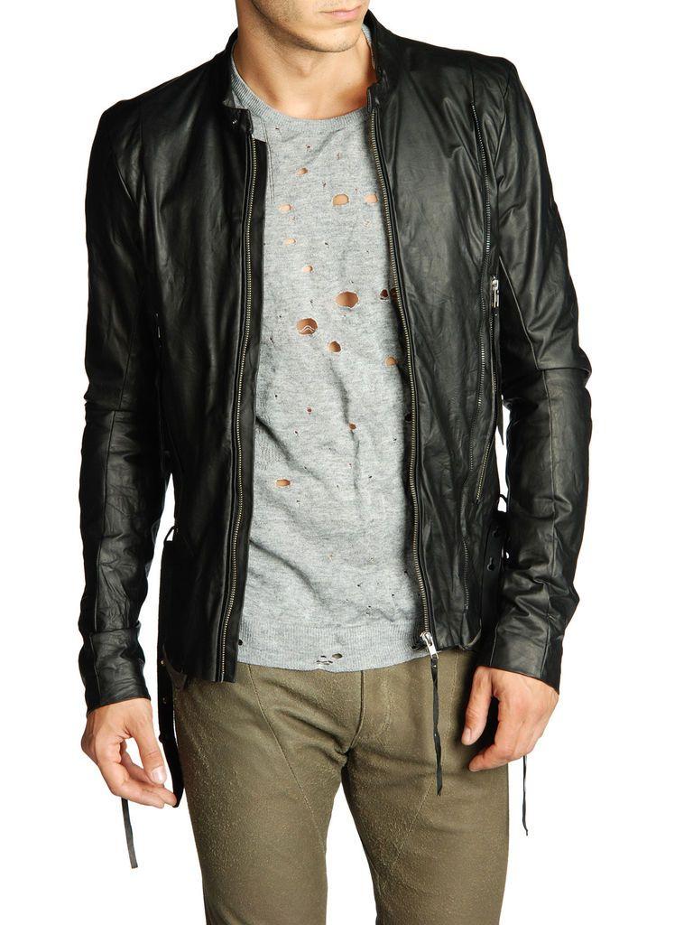 Diesel Black Gold Lokogly Black Leather Jacket 100 Authentic Leather Jacket Diesel Black Gold Black Leather Jacket [ 1024 x 768 Pixel ]