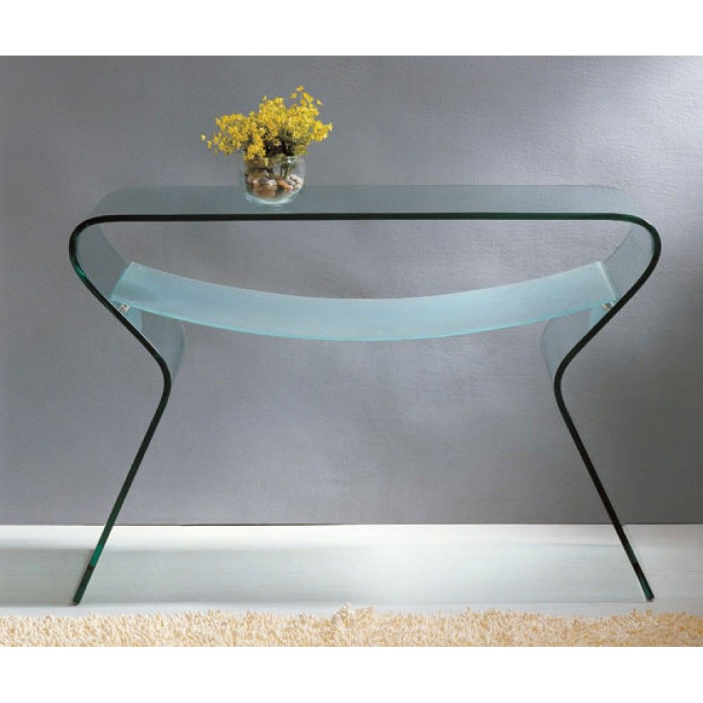 Modern A 505 Glass Console Sofa Table By J M Modern Console Tables Glass Console Table Console Table [ 1000 x 1000 Pixel ]