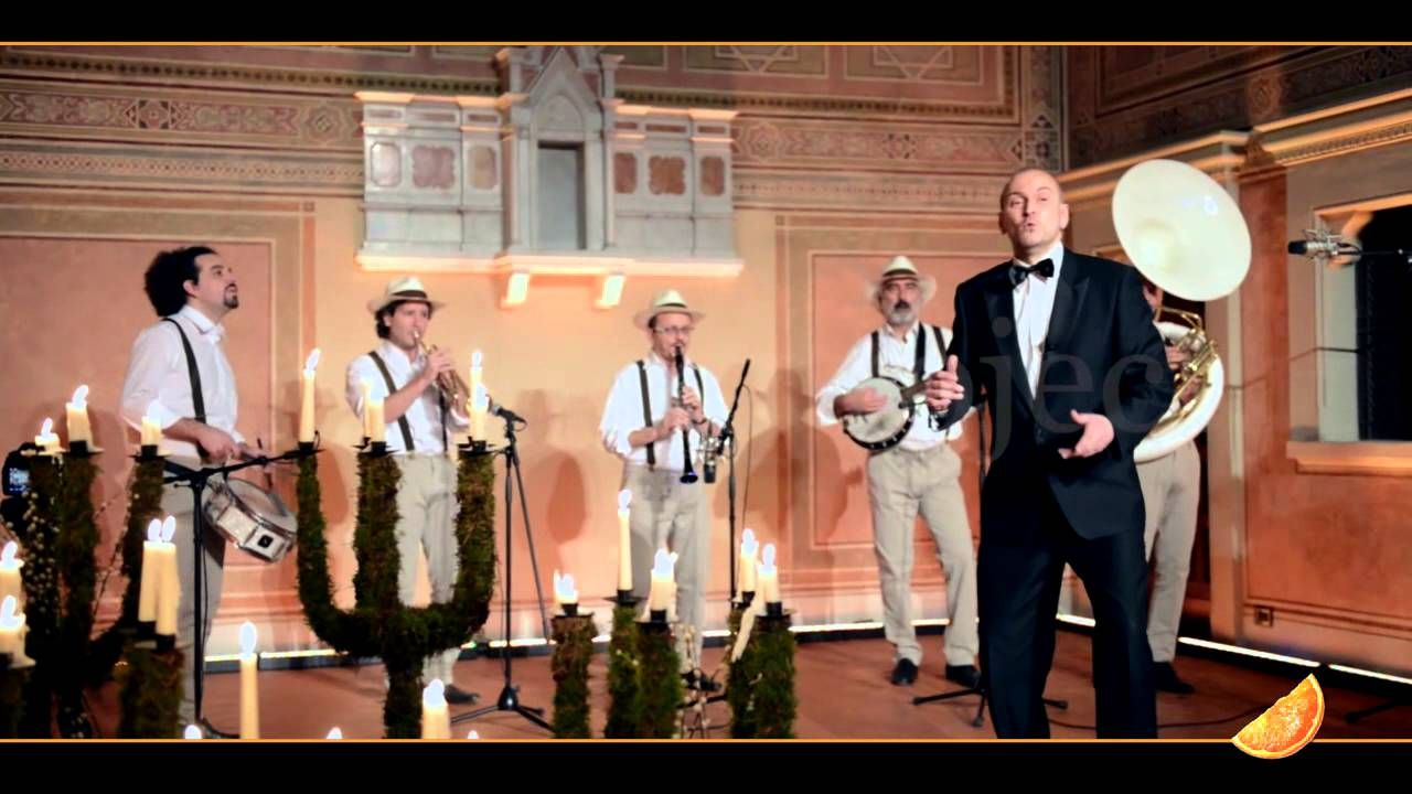 ALMA PROJECT - Folk Quintet & Tenor MM @ Four Seasons Hotel Florence - FSH - Tu vuò fa l'americano