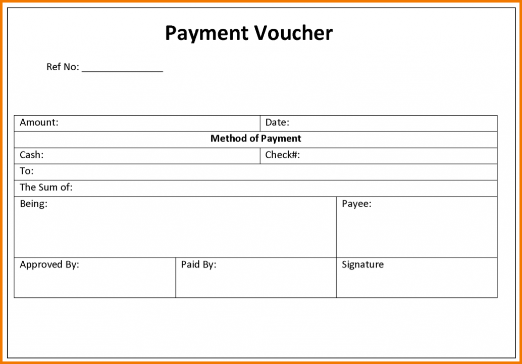 Payment Voucher Sample Fair Blank Balance Sheet  Template  Pinterest  Template Balance Sheet .