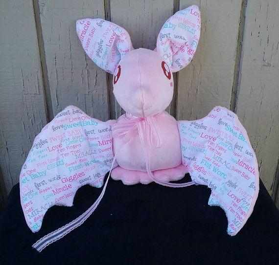 Hey, I found this really awesome Etsy listing at https://www.etsy.com/listing/494005959/bat-plush-plushie-christmas-gift-baby