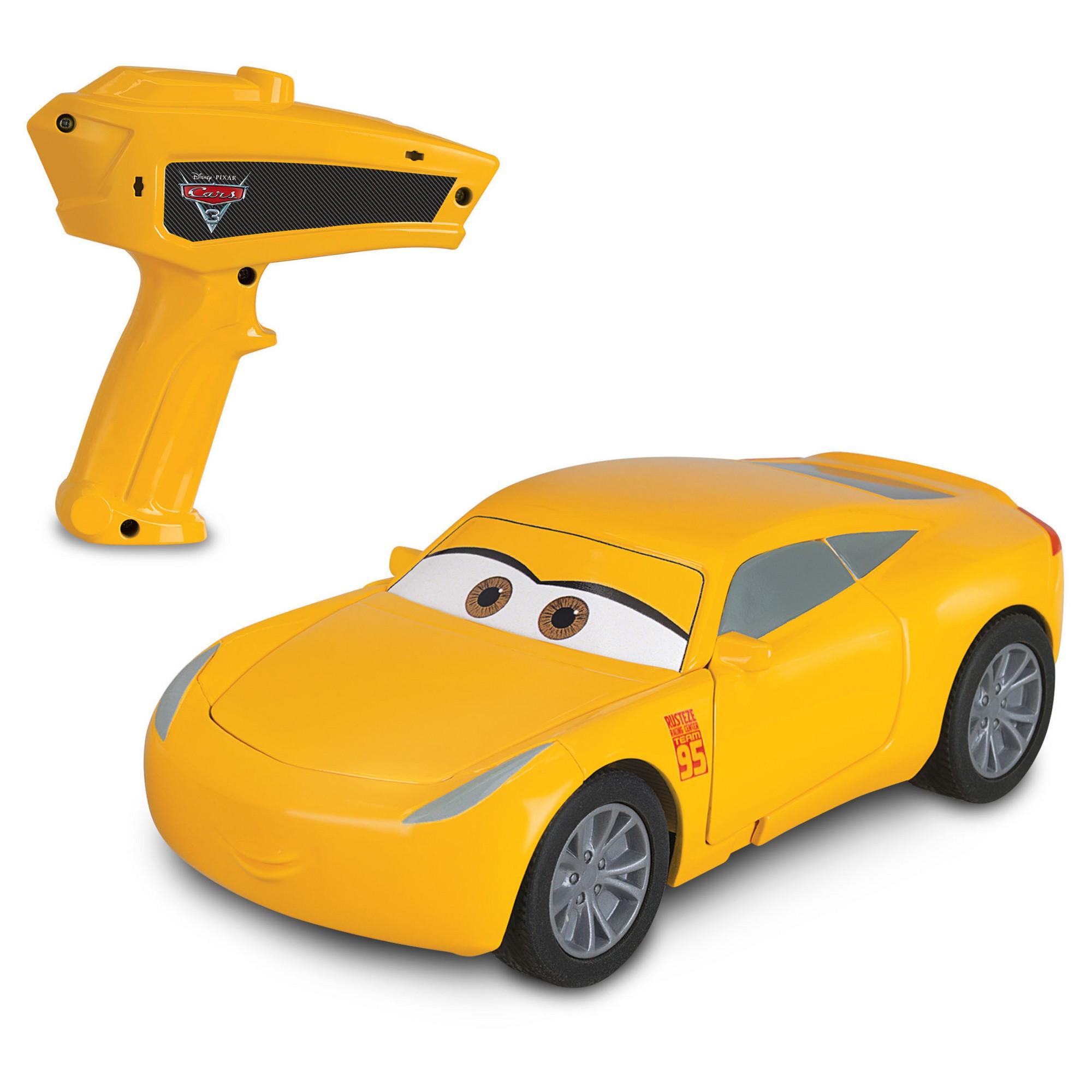 Disney Pixar Cars 3 - Cruz Ramirez Crazy Crash and Smash Vehicle ...