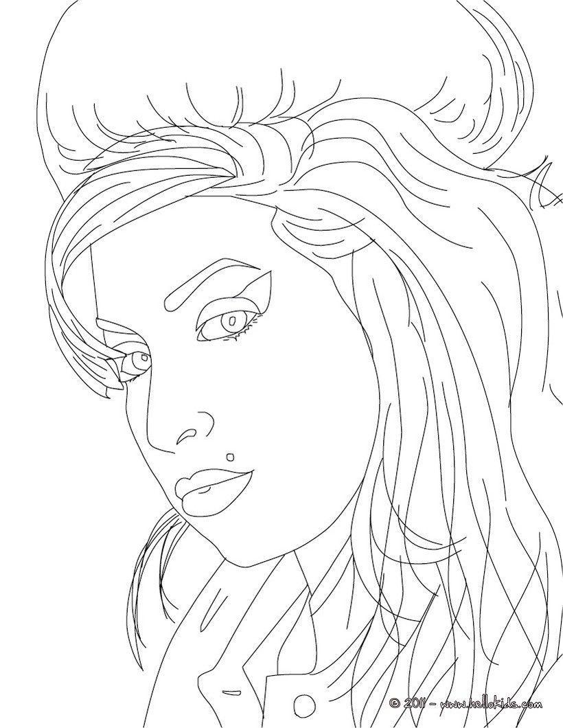 If You Are Crazy About Coloring Sheets You Will Love This Amy