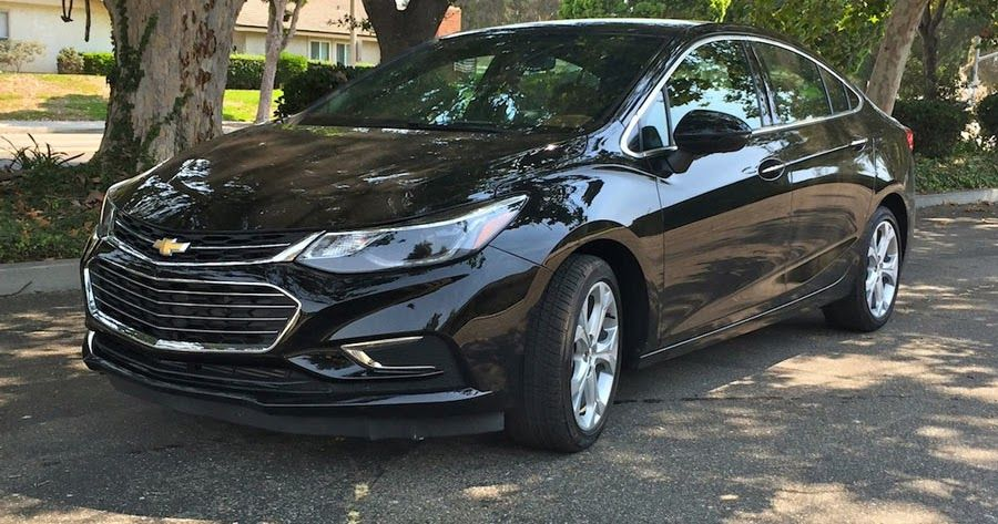 Five First Impressions 2016 Chevrolet Cruze 1 4 Turbo Cruzes