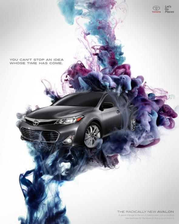 Toyota Avalon: Idea, 1