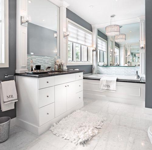 Les tendances salles de bain 2016 en 24 décors | salle de bain ...