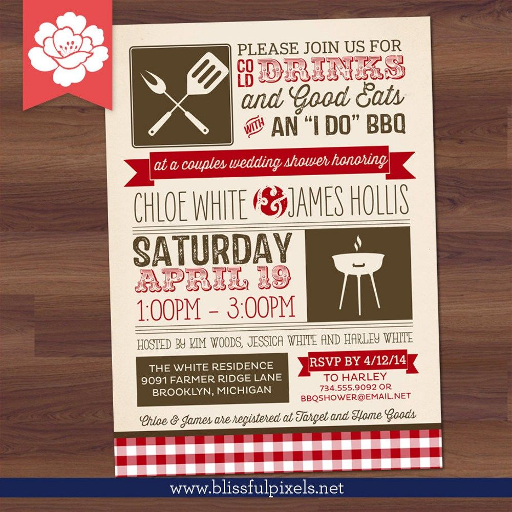 Pin by Blissful Pixels on INVITATIONS | Pinterest | Couple shower ...