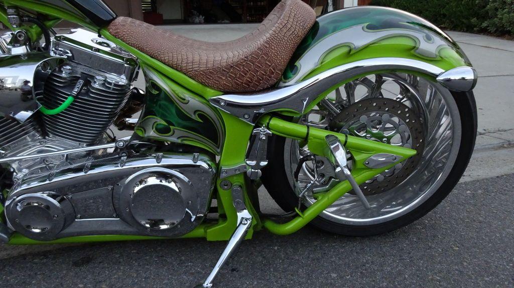 big dog k9 motorcycle for sale custom choppers. Black Bedroom Furniture Sets. Home Design Ideas