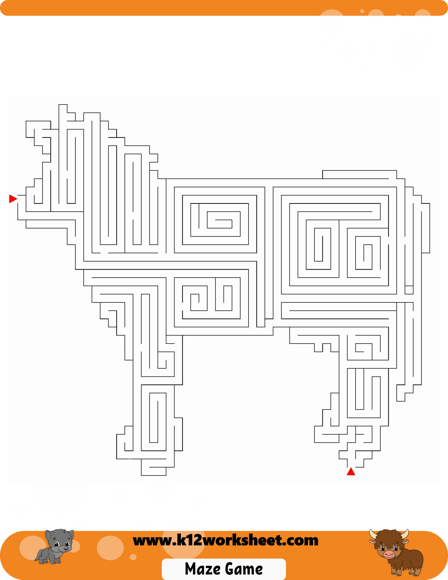 Pin On Mazes For Kids And Adults