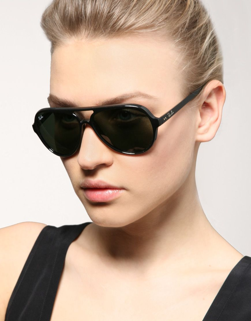 c66d69cef8 Ray-Ban Cats 5000 Spring 2015 Fashion