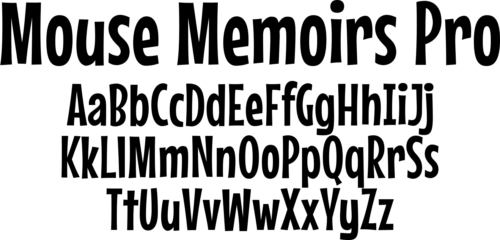Mouse Memoirs Pro Font by Stiggy & Sands : Font Bros | Memoirs, Disney  aesthetic, Vintage mickey mouse