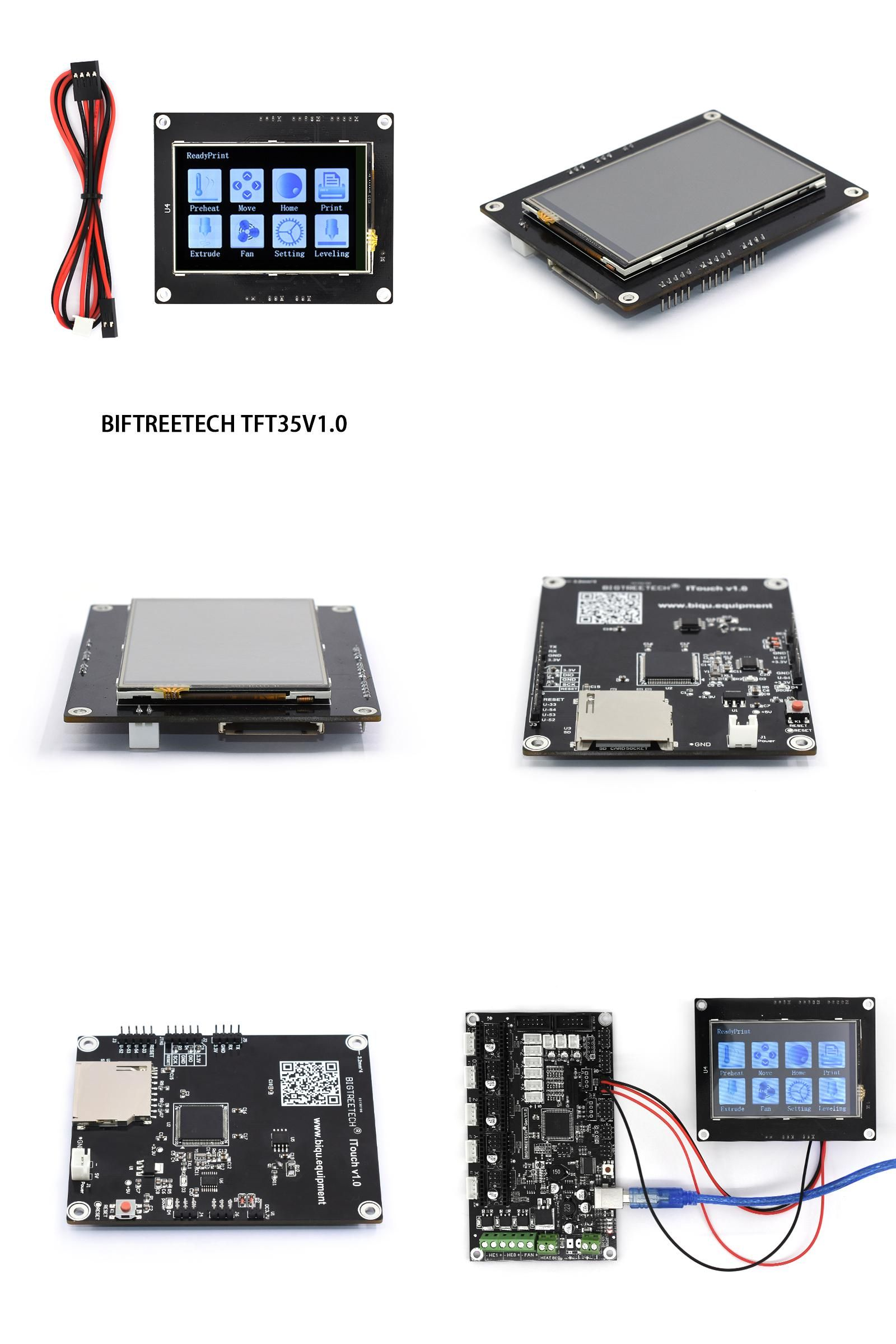 Visit to Buy] BIGTREETECH TFT35 V1 0 control panel 3 5 inch
