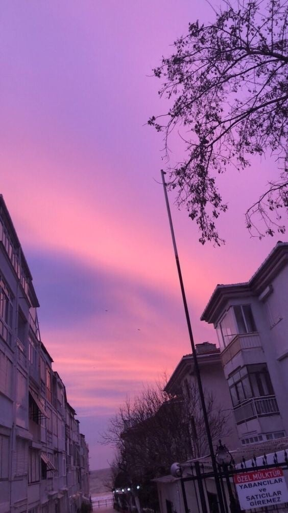 Photography Iphone Aesthetic Tumblr Hd Wallpapers In 2020 Sky Aesthetic Aesthetic Backgrounds Purple Aesthetic Background